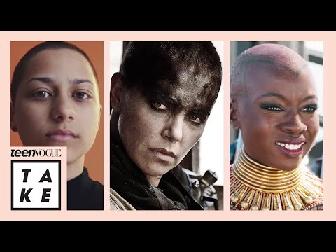 Why Are Women Shaving Their Heads?   Teen Vogue Take