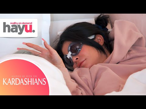 Kylie Needs To Recover From Surgery | Season 18 | Keeping Up With The Kardashians
