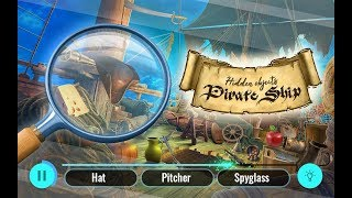 Pirate Ship Hidden Objects Treasure Island Escape Game for Android