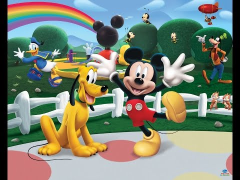 Mickey Mouse Clubhouse   S01E06   Donald And The Beanstalk