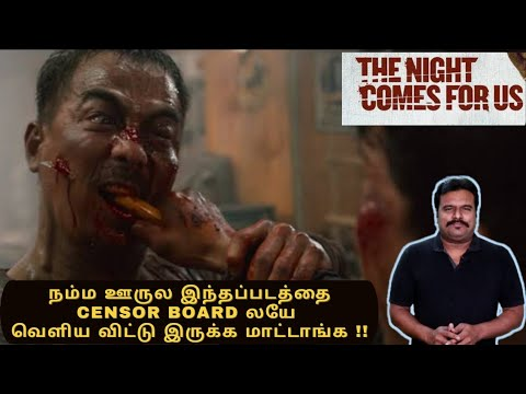 The Night Comes for Us (2018) Indonesian Action Thriller Review in Tamil by Filmi craft Arun