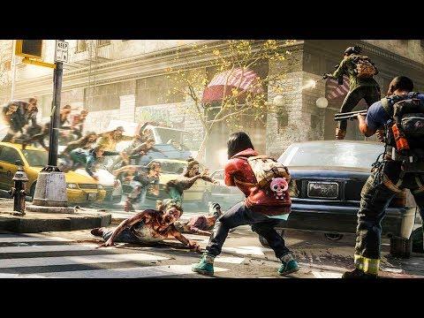 1.000.000.000 con Zombie đông đến mức nào? (WORLD WAR Z) - Thời lượng: 20 phút.