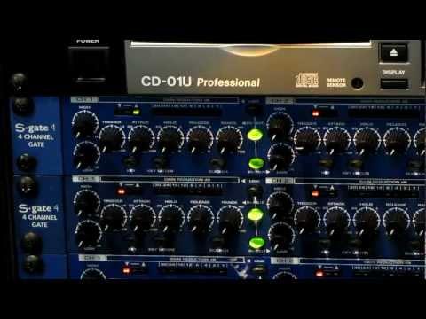 Stage Left Audio - Gates: Basic function