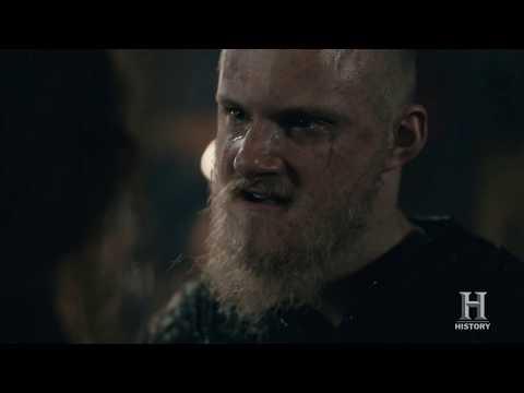 "Vikings 6x08 ""Hvitserk Confesses To Björn"" Opening Scene Season 6 Episode 8 [HD] ""Valhalla Can Wait"""