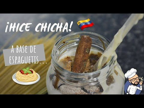 CHICHA DE PASTA | Hey Pelon