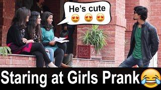 Video STARING AT GIRLS in Pakistan Prank MP3, 3GP, MP4, WEBM, AVI, FLV Januari 2019