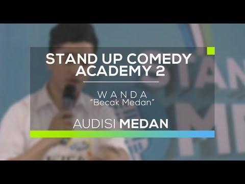 Becak Medan - Wanda (SUCA 2 - Audisi Medan)