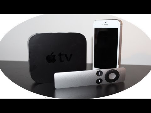 How To Use iPhone As Apple tv Remote – Works With The iPad and iPod Touch