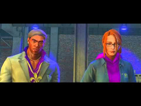 Saint's Row: The Third Goes Tron with The Deckers