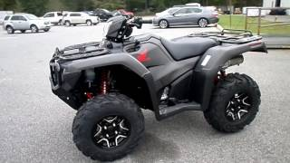 5. 2017 Honda FourTrax® Foreman® Rubicon 4x4 DCT EPS Deluxe
