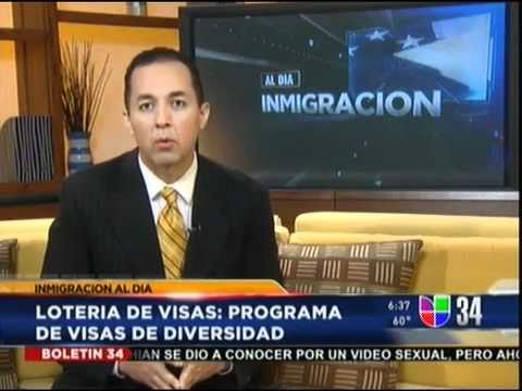 ¿Cómo funciona la lotería de visas? – Inmigración TV