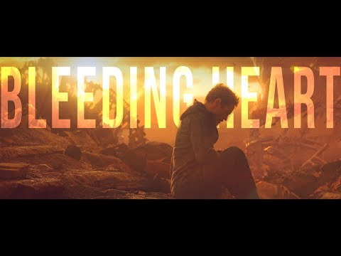 infinity war || bleeding heart