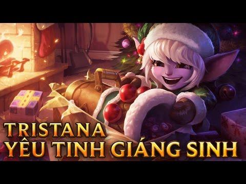 Tristana Yêu Tinh Giáng Sinh