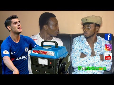 Naijas Craziest Comedy || MORATA THE GENERATOR (Episode 218)