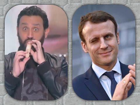 Emmanuel Macron et le Pipeau
