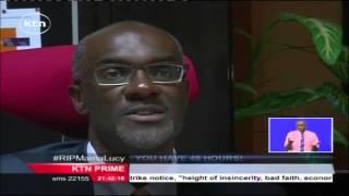 Kenya Airline Pilots Association KALPA Issues A 48 Hour Strike Notice To Kenya Airways