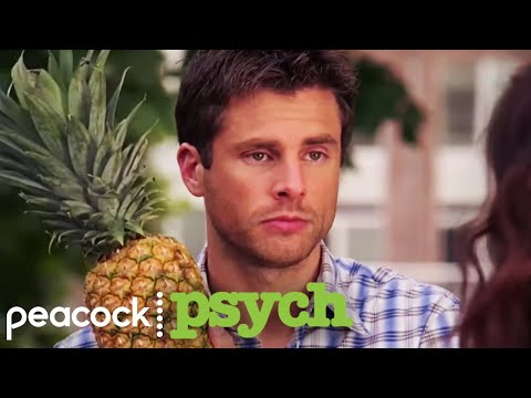 Hidden Pineapples In Season 1 | Psych