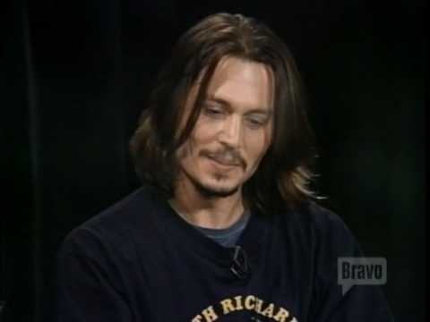 Johnny Depp on Inside The Actors Studio