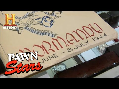 Pawn Stars: 17 RARE & PATRIOTIC US MILITARY ITEMS | History