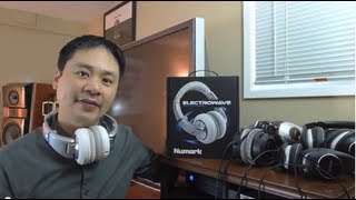 Numark Electrowave headphones Review