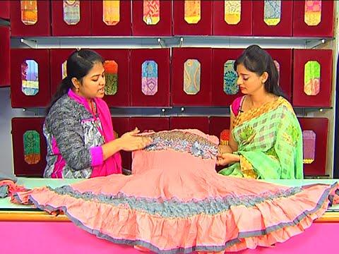 Latest Collection of Designer Dresses  Kurtis and Half Sarees | Sogasu Chuda Tarama | Vanitha TV 24 November 2015 05 04 PM