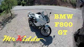 7. BMW F800GT Review - Señor Kiddo's Spanish Adventures Ep3