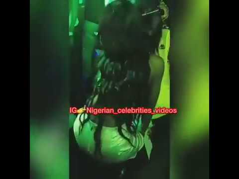 Watch Beautiful Tiwa Savage As She Twerks