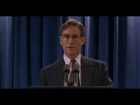 dave - Clip from the 1993 film Dave staring Kevin Kline.