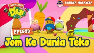 Video #16 Episod Jom Ke Dunia Teko | Didi & Friends MP3, 3GP, MP4, WEBM, AVI, FLV Juni 2019