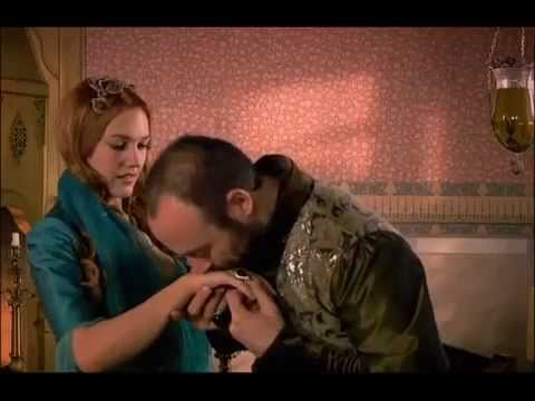 Sultan Suleyman Gift A Ring To Hurrem Sultan And Kiss Her Hand