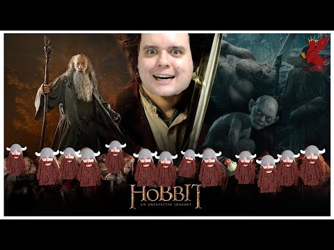Resenha do Rei Grifo: O Hobbit