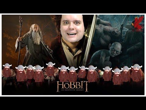 Resenha do Rei Grifo: O Hobbit