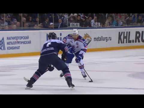 2017 Gagarin Cup Top 10 Goals (видео)