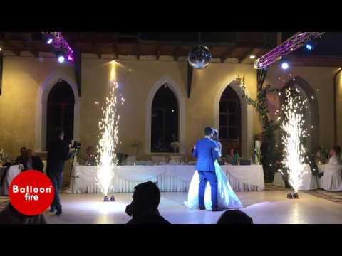 Κτήμα Παναγιωτοπούλου συντριβάνια στον χορό