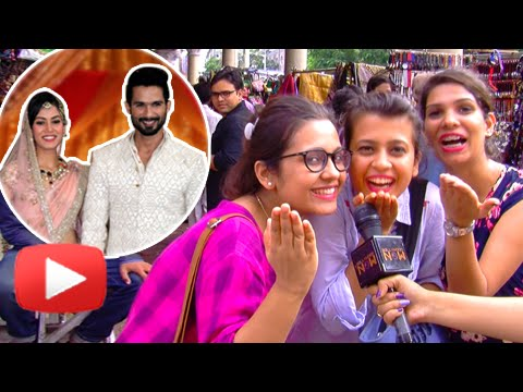 Public REACTS To Shahid Kapoor & Mira Rajput's Wed