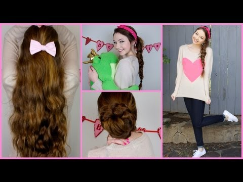 valentine - Make sure to send me a picture of your hair &/or outfit for Valentine's Day!!! :) Thanks for watching! xoxo, Mere My Instagram: StilaBabe09 My Links! My Vlog...