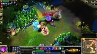 (HD139) Empire vs SK Qualifier IEM Kiev -G1- League Of Legends Replay [FR]