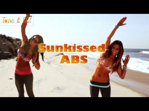 BIKINI SERIES™ Sunkissed ABS Workout – Tone It Up!
