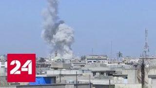 Иракская армия приостанавливает зачистку запада Мосула