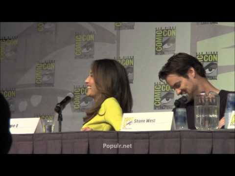 Nikita 2011 Comic Con Panel Part 2