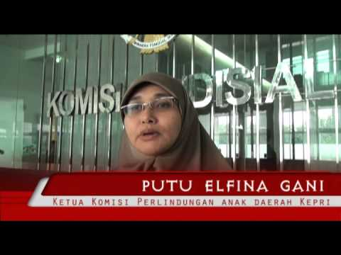 Wawancara Kunjungan Komisi Perlindungan Anak Kepulauan Riau