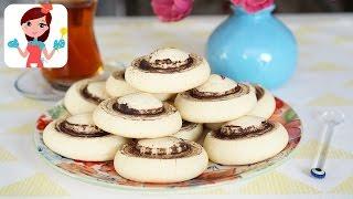 mantar kurabiye tarifi  kevserin mutfağı  yemek tarifleri