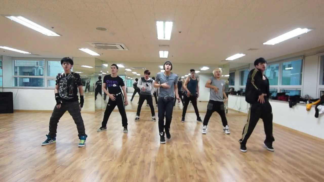 Make You Dance : Evo Nine [Dance Rehearsal]