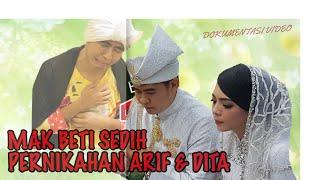 Video MAK BETI SEDIH - PERNIKAHAN ARIF MUHAMMAD & DITA ( VIDEO DOKUMENTASI ) MP3, 3GP, MP4, WEBM, AVI, FLV Maret 2019