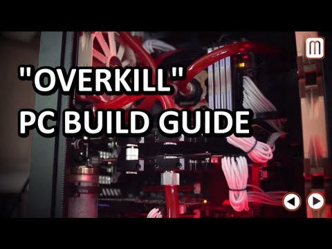 pc - The most overkill gaming PC buyer's guide we've ever made has landed. Our Haswell 4th generation Core i7 processor is complemented by dual NVIDIA Titan graph...