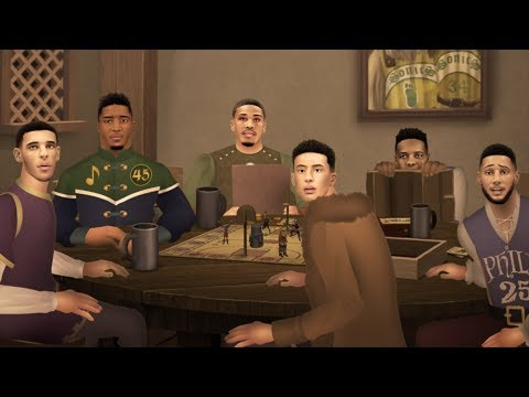 Game of Zones - S5E7: NBA 1K (видео)