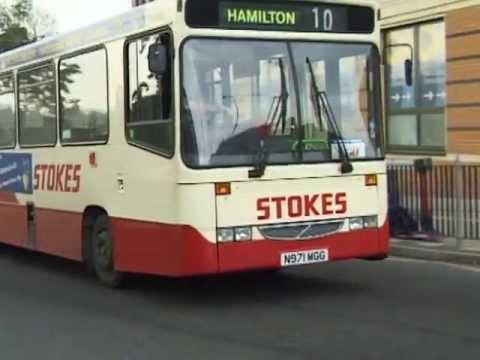HAMILTON BUSES SEPTEMBER 1998