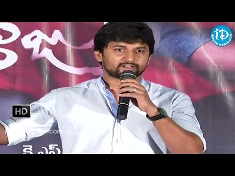 Janda Pai Kapiraju Movie Press Meet - Nani, Amala Paul