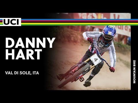 2016 uci mtb world championships (downhill) - danny hart
