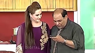 Best Of Agha Majid and Nargis New Pakistani Stage Drama Full Comedy Clip | Pk Mast